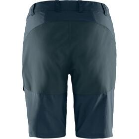 Fjällräven Abisko Midsummer Shorts Mujer, azul